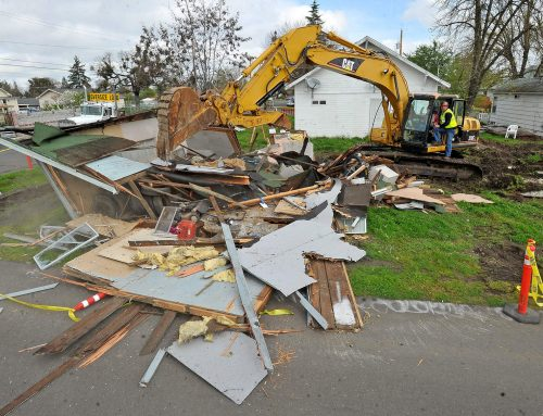 Demolition of blighted houses paves way for Kids Unlimited expansion